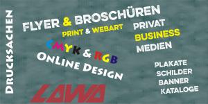 LAWA Lantzius WebArt Drucksachen